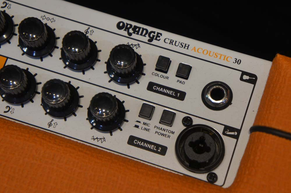 ORANGE  D-CRUSH Aco-30